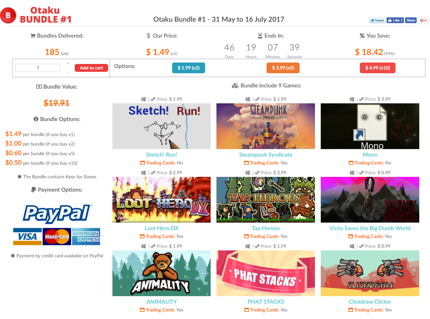Otaku Bundle 1 31 May to 16 July 2017 OtakuBundle.com Buy your favorite Indie Games here.png