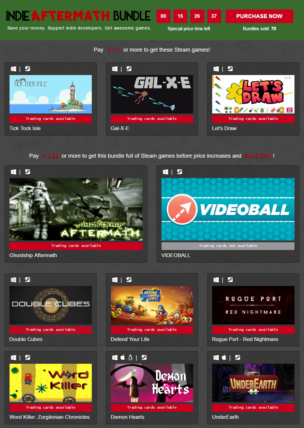 Indiegala Indie Aftermath Bundle of Steam games.png