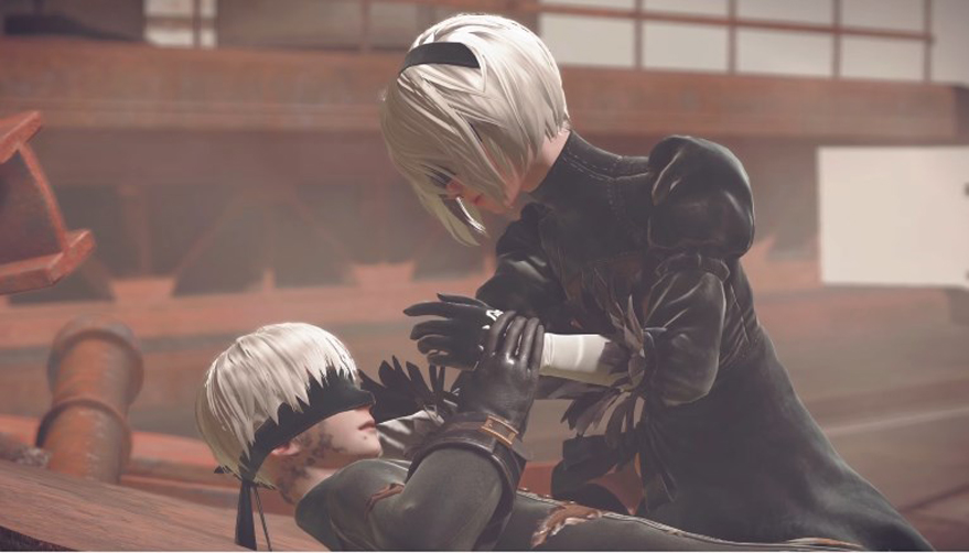 ©Square-Enix-Platinum-Games-Yoko-Taro-NieR-Automata-Death-is-Your-Beginning-Launch-Trailer-PS4-2B-9S.jpg