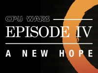 "[카드뉴스] CPU WARS : EPISODE IV ""A NEW HOPE"""