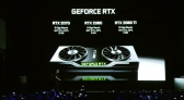 NVIDIA, GeForce RTX 2080 Ti / 2080 / 2070 발표